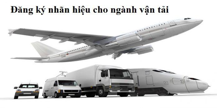 Đăng ký nhãn hiệu cho ngành vận tải