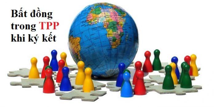 Bất đồng trong TPP khi ký kết và giải pháp tháo gỡ khó khăn