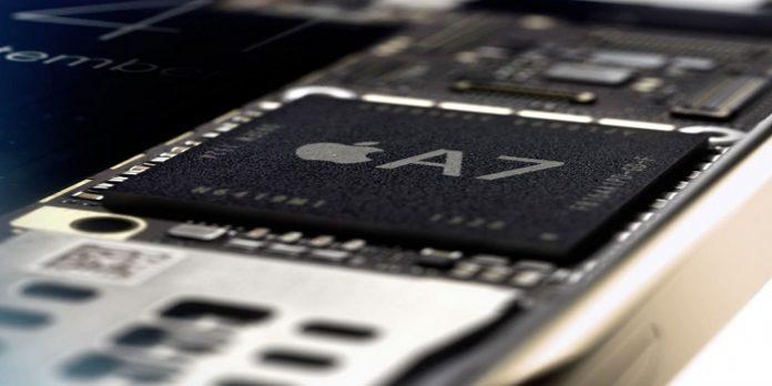 Mất bản quyền chíp A7, APPLE đối mặt với thiệt hại 862 triệu USD
