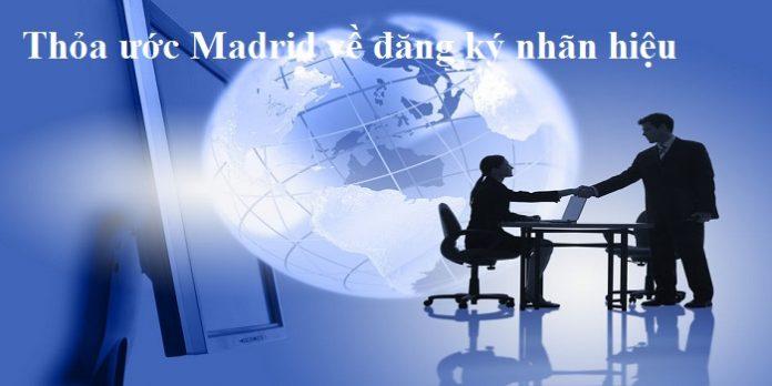Thỏa ước Madrid về đăng ký nhãn hiệu