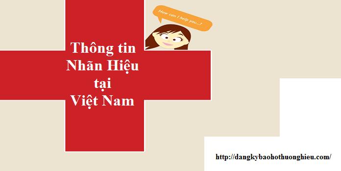 Tìm kiếm thông tin nhãn hiệu tại Việt Nam