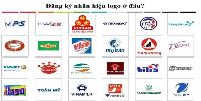 Đăng ký nhãn hiệu logo ở đâu?