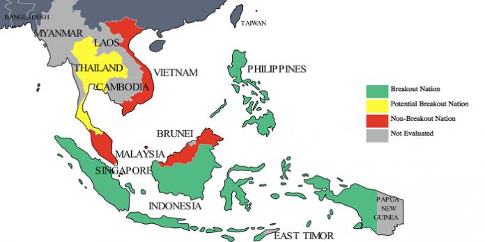 Đăng ký bảo hộ nhãn hiệu tại Đông Nam Á